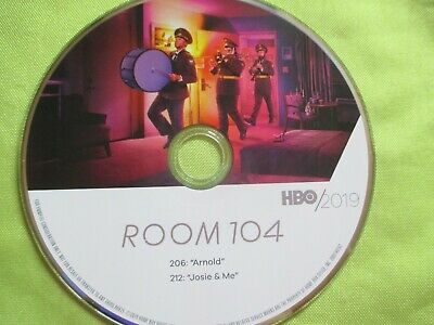 Room 104 2019 HBO NEW DVD Drama Series TV SHOW EMMY FYC SCREENER