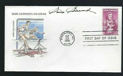 Sam Snead signed cover Golf Hall Of Fame