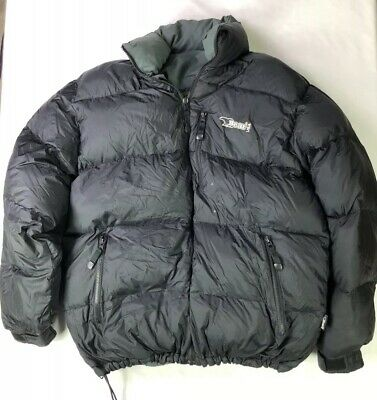 ce421ae52 RARE PREOWNED MEN'S Vintage Black Bear Brand Jacket Blue Size Small ...