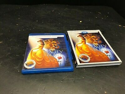 Beauty and the Beast (Blu-ray/DVD) 25th Anniversary Edition #73