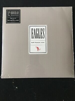 The Eagles Hell Freezes Over Lp New 25Th Anniversary 2 Lp Remastered Germany Lp