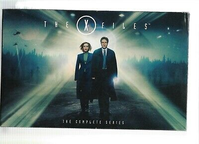 New Sealed BLU-RAY The X-FILES The Complete Series Season 1 - 10  Also In French