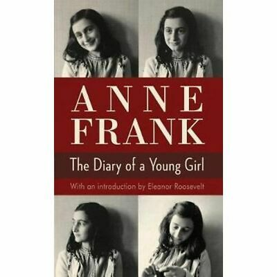 Anne Frank: The Diary of a Young Girl by Anne Frank (Paperback, 1993) Book