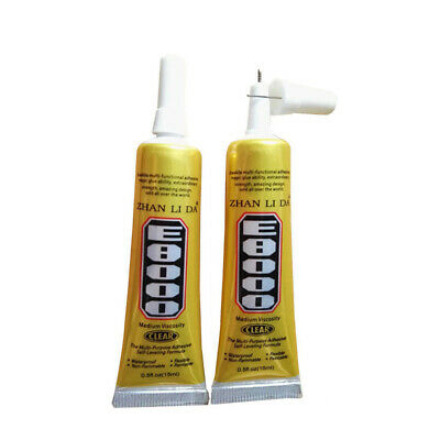 E8000 15ml Multi-Purpose Sealant Glue Adhesive Mobile Phone LCD Screen Frame