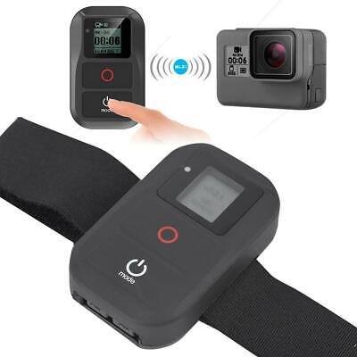 WiFi Remote Control + Key for GoPro HERO 6/5/SESSION/4/3 Camera+ USB Cable EB