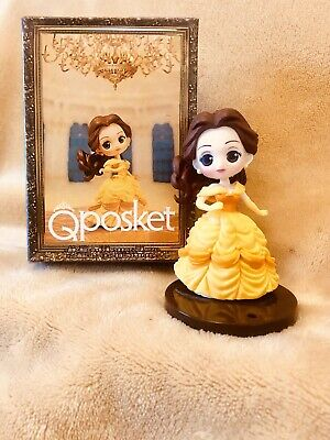 Q posket Disney Characters Special Coloring vol.3 Beauty and Beast Belle NIB