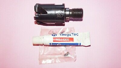 TaeguTec TERD 432-M16-10 20Mm Indexable Insert Spot Face End Mill Cutter