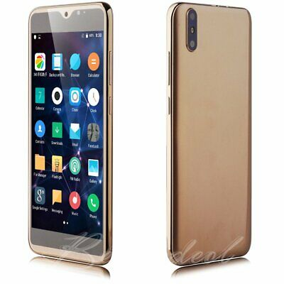 "1+16GB Android 8.1 Mobile Phones Quad Core Dual SIM 6.0"" Smartphone Unlocked UK"