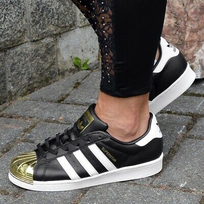 ADIDAS SUPERSTAR METAL Toe W Sneaker Schuhe Shoe Women eqt