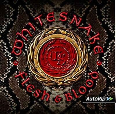 Whitesnake - Flesh & Blood  2 Cd