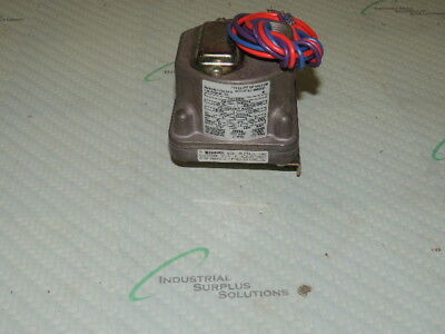 Barksdale D1H-A80Ss Pressure Switch 160 Psi