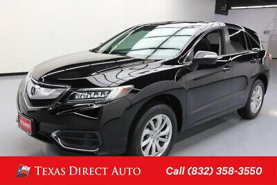 2016 Acura RDX 4dr SUV w/Technology Package Texas Direct Auto 2016 4dr SUV w/Technology Package Used 3.5L V6 24V Automatic