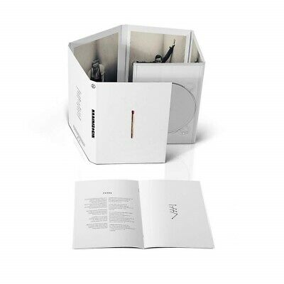 RAMMSTEIN CD Deluxe Edition New Pre Order 17/05/19