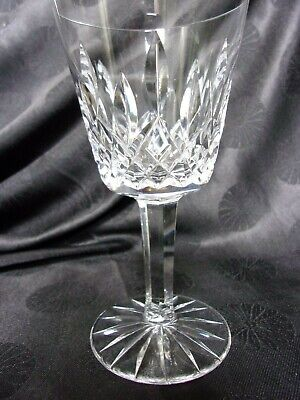 "Waterford Crystal Lismore Claret Wine Glass Goblet 5 7/8"" (4 Available)"