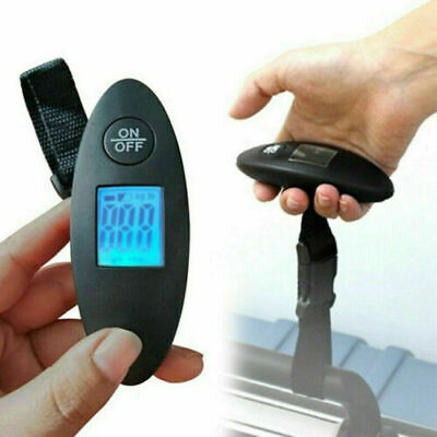 Useful Digital Travel Scale For Suitcase luggage Weight 40KG Hanging Scale NEW