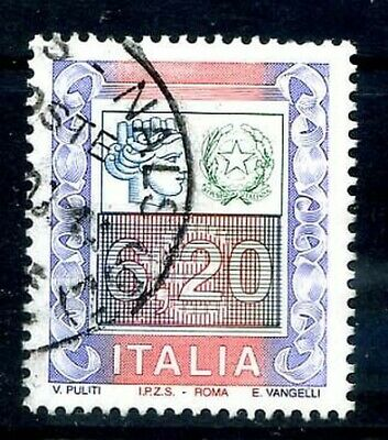 Italy 2002 - High Values Used