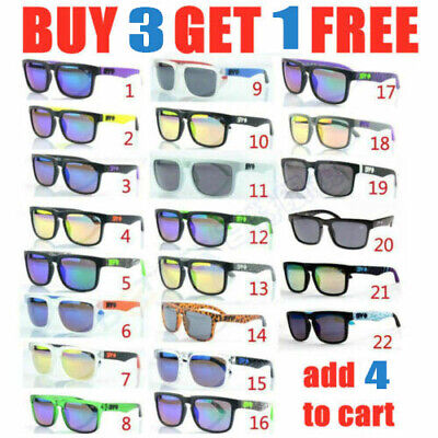 New SPY1 22 Colors Styles Cycling Outdoor Sports Sunglasses Vintage Shades