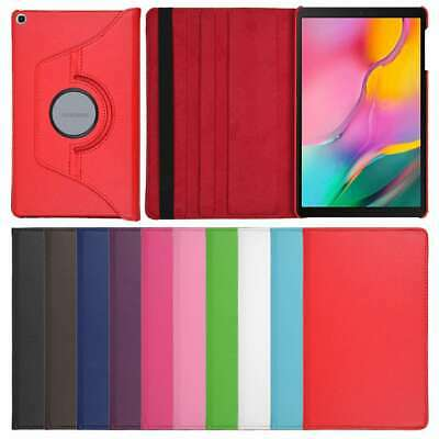"""For Samsung Galaxy Tab A 10.1"""" SM-T510 360° Tablet PU Leather Stand Case Cover"""