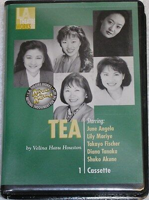Tea by Velina Hasu Houston, LA Theatre Works, Cassette Tape