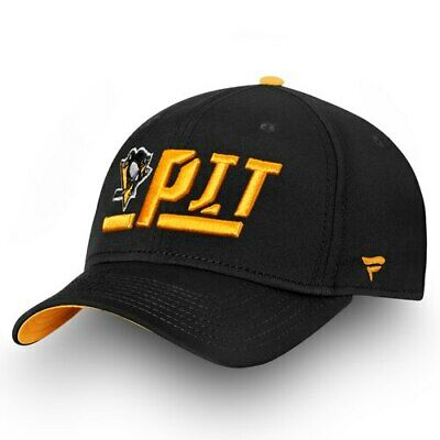 purchase cheap 241fe dc302 Pittsburgh Penguins Fanatics Branded Authentic Pro Rinkside Alpha  Adjustable Hat