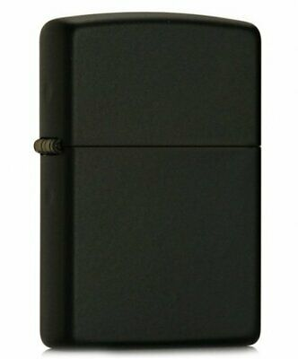 SHINNY GLOSS BLACK METAL LIGHTER Refillable Windproof Tobacco Cigarette Pipe.