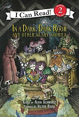 In a Dark Dark Room and Other Scary Stories Paperback by Alvin Schwartz NEW