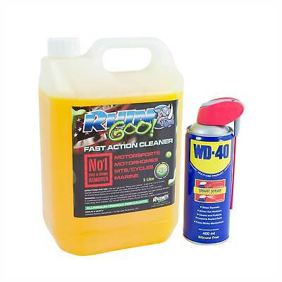 Rhino Goo Fast Action Cleaner 5Ltr With FREE Tin Of SDoc100 Chain Cleaner