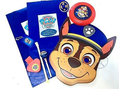 700 Paw Patrol Stickers Rescue Dogs Birthday Party Sticker Bag Fillers Stocking
