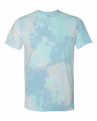9fc46e7eec29 Dyenomite Dream Tie Dye T Shirt Mens Womens EDM Hippie Stoner Dyed Tee New  650DR