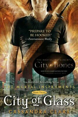 City of Glass (Mortal Instruments),Cassandra Clare- 9781416972259