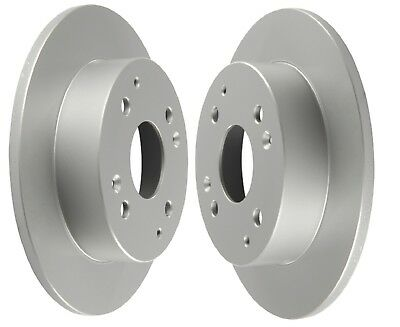 ROVER 25 STREETWISE 1.6 45 1995-02 Disque De Frein /& Plaquettes 262 mm solide