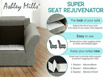 Deluxe Furniture Support Seat Rejuvenator Protector Boards Sagging Sofa Support