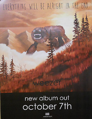 New Pinkerton Weezer Custom Silk Poster Wall Decor 20x13 Inch