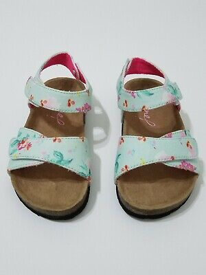 Joules Girls Mazey Multi Strap Sandal in Pink