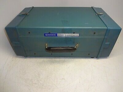 Dranetz Series 626 Universal Disturbance Analyzer