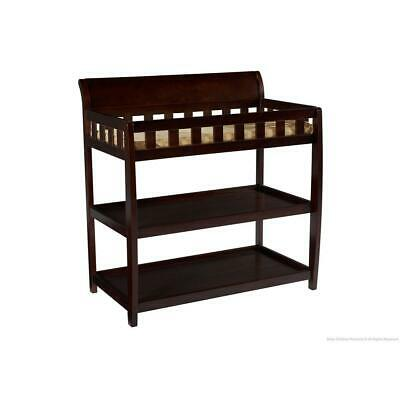 Delta Changing Table - Chocolate Brown