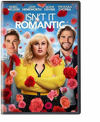 Isnt It Romantic (DVD, 2019)