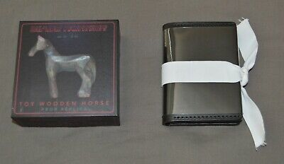 Blade Runner 2049 Officer K Badge Wallet ID Toy Horse Prop Replica NECA Deckard