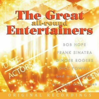 Various Artists - The Great All-round Entertainers (CD 1998)