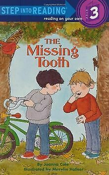 The Step into Reading Missing Tooth # von Joanna Cole | Buch | Zustand gut