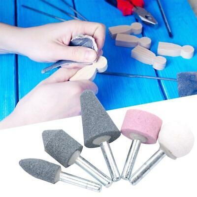 Mounted Drill Grinding Oxide Stone Bit Router Die Grinder Craft Metal Plastic