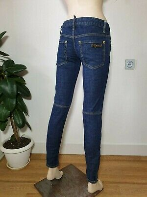bbfc3ceb20fb6f DSQUARED2 DSQUARED D2 Women's Jeans Trousers Big Brother 36 Japanese ...