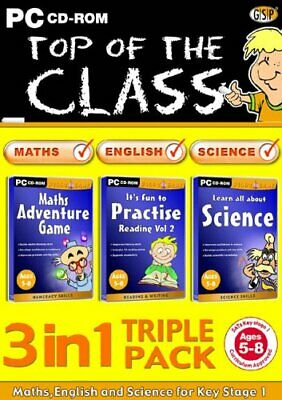 Top Of The Class 3 In 1 Triple Pack
