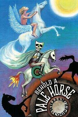 Behold a Pale Horse Paperback by Milton William Cooper UFOs Parapsychology