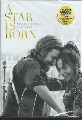 A star is born (2018) DVD