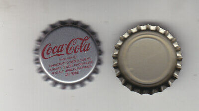 Coca-Cola  Bottle Caps..100 Pieces  Plastic Lined Unused  Never Crimped