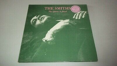 The Smiths - The Queen Is Dead - Lp - Made In Uk
