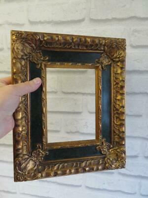 """OLD picture frame fits a 7 inch  X 5 """" photo or painting"""
