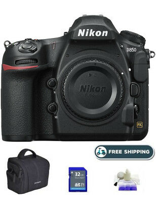 STORE DEMO Nikon D850 DSLR Camera (Body Only) + Free Accesories  MINT CONDITION