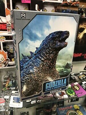 """Neca Godzilla King of the Monsters 12"""" Head to Tail Action Figure IN STOCK! 2019"""